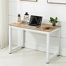 Computer Desk Wood Mecor Computer Desk Pc Laptop Table Work Station Home