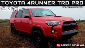 4runner 2017 toyota 4runner trd pro review rendered price specs release