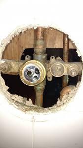 Old Delta Shower Faucet Old Delta Shower Valve Not Working Terry Love Plumbing U0026 Remodel