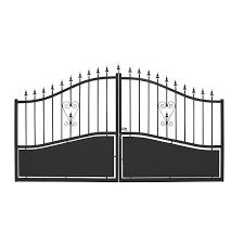 portillon jardin leroy merlin portail de 4 metres portillon jardin grillage expression maison
