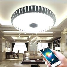Cordless Ceiling Light Outstanding Wireless Ceiling Light High Quality Battery Operated