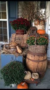 Fall Decorations For Outside The Home Top 25 Best Primitive Fall Ideas On Pinterest Primitive Fall