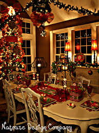 Dining Room Table Settings Ideas by Dining Room Table Christmas Decoration Decoration Ideas