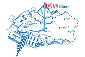 Lourdes France Map by The Knowledge Lourdes Uci World Cup Dh Downhill