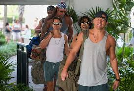 magic mike xxl behind the movie review channing tatum and joe manganiello return in magic