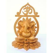 Buy Indian Home Decor Online Home Decor U0026 Handicrafts Ganesha On Lotus 7 Inches Online