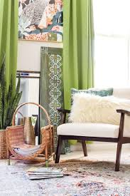 eclectic home decor ideas collected global style living room modern interiors bohemian