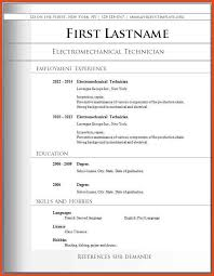 Sample Job Resume by Free Resume Template Microsoft Word Find Out Everything You Need