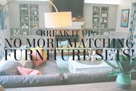 90s interior design no more matching furniture sets lesley myrick art design