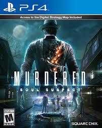 amazon com murdered soul suspect playstation 4 square enix llc