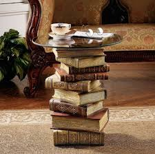 power of books sculptural glass topped side table power of books sculptural glass topped coffee table gadget flow