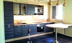 cuisine gris anthracite meuble gris et bois meuble de cuisine gris anthracite peinture bois