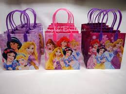 princess candy bags 12 lot disney princess party favors bags goodie loot candy