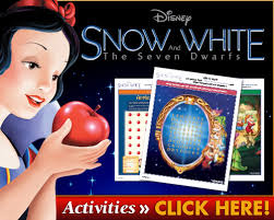 disney u0027s snow white crafts recipes printable activities