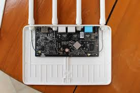 xiaomi mi wifi 3 router unboxing teardown and serial console