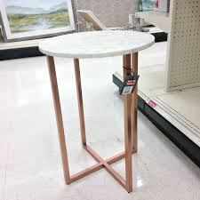 marble side table target marvelous decoration side table target incredible design round