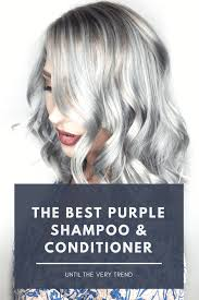 clairol shimmer lights before and after the best purple shoo and conditioner hair update until the