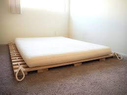 Ground Bed Frame Ground Bed Frame I M Moving All My Things Bed Frame High