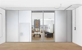 bureau vitre mur mobile vitré marseille cloison mobile vitrée mur acoustique