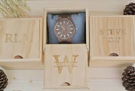 wood anniversary gifts walnut anniversary gift for him wl4411 woodchronos