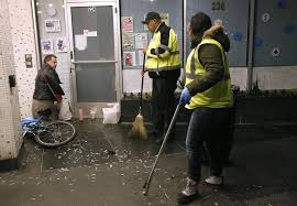 San Francisco Street Cleaning Map by Filthy Tenderloin Streets Offer Fresh Start In The Job Market
