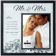Personalized Wedding Photo Frame Personalized Wedding Frames Amazon Com