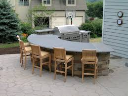 outdoor kitchen countertop ideas outdoor kitchen countertops uk outdoor kitchen countertops