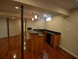 Wet Laminate Flooring - modern basement wet bar designs with laminate floors wet bars for