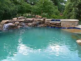 swimming pool natural swimming ponds in your backyard idea