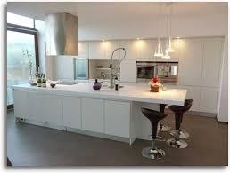 plan de cuisine moderne avec ilot central cuisine moderne avec ilot central galerie et cuisine industrielle