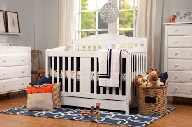 Davinci Emily Mini Convertible Crib by Bedroom Dark Davinci Emily 4 In 1 Convertible Crib With Dark Ikea