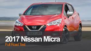 nissan micra nearly new nissan micra review 2017 planet auto youtube