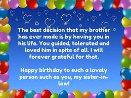 22 best birthday wishes for sister in law pictures images on