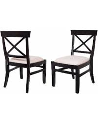 Cross Back Dining Chairs Slash Prices On Birdrock Home Upholstered Cross Back Dining Chair