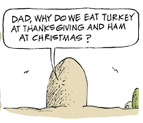 comics i don t understand thanksgiving