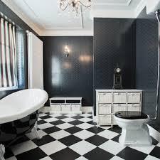 vintage black and white bathroom ideas bathroom tile design ideas black white home wall designs photo