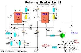 brakelight flasher brake light pulsing brake light