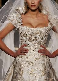 design hochzeitskleider barocke hochzeits designer brautkleid 789659 weddbook