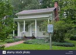 thirteenth president millard fillmore built his own house east