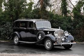 jonckheere rolls royce hooper rolls royce wraith limousine wxa95 1938 rolls royce