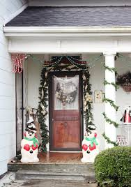vintage christmas decorations for outside sweet t makes three