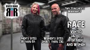 vented motorcycle jacket river road race vented motorcycle jacket 2013 at bikebandit com