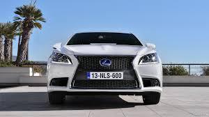 lexus ls generations 2013 lexus ls 600h f sport european version front hd