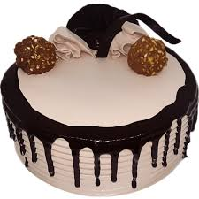 ferrero rocher cake delivery in bangalore cakezone