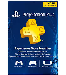 ps4 gift card psn plus card 1 year us email delivery mygiftcardsupply