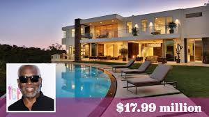 music mogul l a reid buys a modern showplace on the westside for