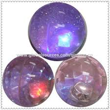 ball with light inside china flashing water bounce ball with led light bulb inside on