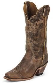 womens fashion cowboy boots size 12 justin womens bent rail 12 square toe cowboy boots road