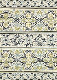 covington 3037 7821 pegasus ivory navy lime area rug by