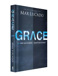 grace max lucado book church media outreach marketing